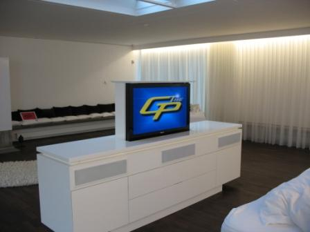led archive tv lift projekt blog. Black Bedroom Furniture Sets. Home Design Ideas